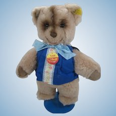 Steiff Soft Toldy Bear Doll With All IDs