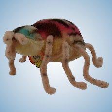 Steiff Smallest Spidy Spider With ID