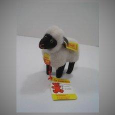 Steiff Soft Plush Snucki Sheep With All IDs