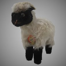 Steiff Smallest Snucki Mountain Goat With ID