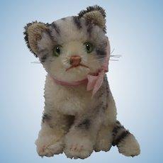 Steiff Medium Sized Mohair Susi Cat