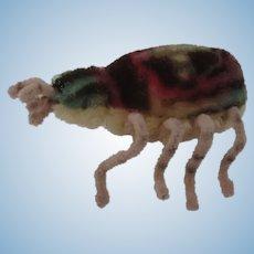 Steiff Smallest Mohair Spidy Spider