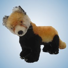 Steiff Medium Pandy Red Panda