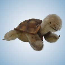 Steiff Smallest Slo Turtle With All IDs