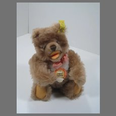Steiff Smallest Caramel Cosy Teddy With All IDs