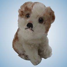 Steiff Medium Sized Postwar Molly the Puppy With ID