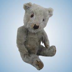 Chiltern 1930s-era Blue Mohair Teddy Bear