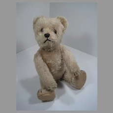 Schuco Tail Moves Head Teddy Bear