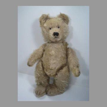 Fully Jointed Mohair Diem Brand Teddy Bear