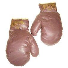 RARE Vintage Child's Everlast Popeye Boxing Gloves