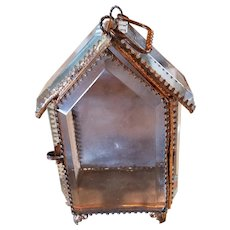 French Jewelry, Trinket Box or Casket House