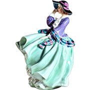 """TOP O'THE HILL"" Royal Doulton Figurine - HN 183"