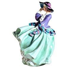 """TOP O'THE HILL"" Royal Doulton Figurine - HN 183"