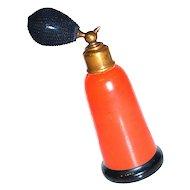 CZECH Tango Orange Perfume Atomizer