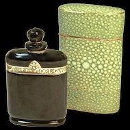NUIT de NOEL - Caron Vintage Perfume 1-oz. Sealed Baccarat Bottle - Original Box
