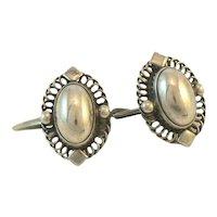 Georg Jensen Sterling Silver Cufflinks Design 16