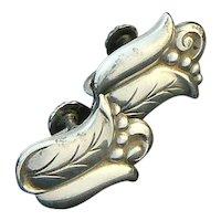 La Paglia Design Tulip Earrings International Sterling