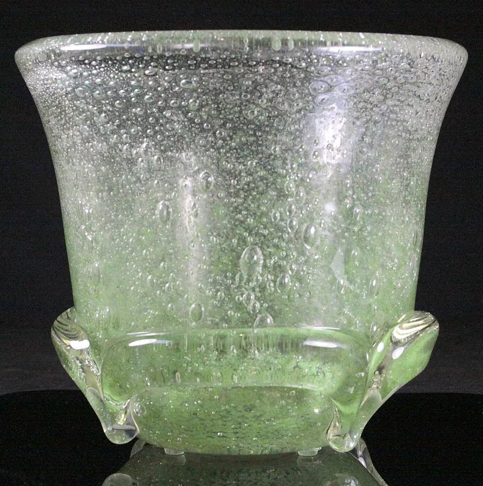 Massive bubble glass vase by schneider scholaert cassel massive bubble glass vase by schneider click to expand reviewsmspy