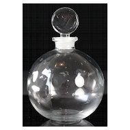 "Lalique ""Dans la Nuit"" Worth Perfume Bottle"