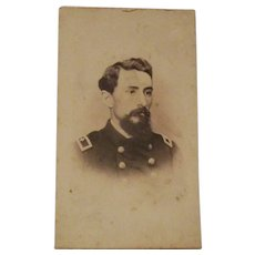 Civil War Era Stamped Carte de Visite...