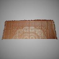 Damask Linen Tablecloth...