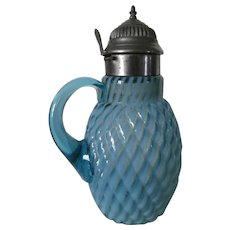 Late 19th Century Syrup Jug...