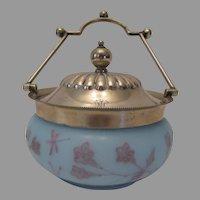 19th Century Mt Washington Biscuit Jar..