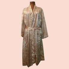 Japanese Silk Bathrobe...