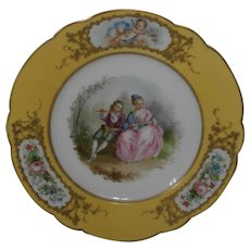 Mid 18th Century Serves Plate....