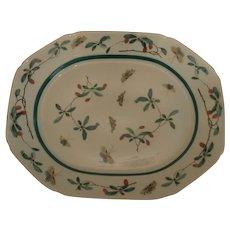 Mottahedeh Famille Verte Platter...