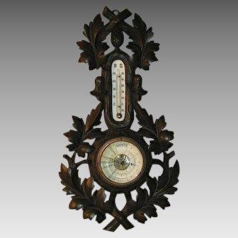 Black Forest Barometer....