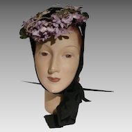 Victorian Bonnet..