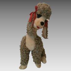 1950's Carnival Dollcraft Poodle..