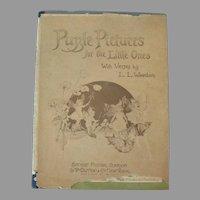 Picture Puzzle Book.. Co/1915...