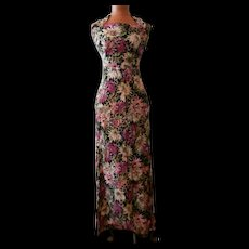 Pair: 1930's Dresses/ (2) Total Very Fine Condition..