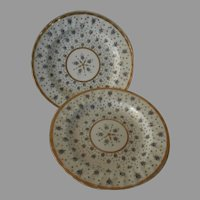 Early 19th Century Royal Crown Derby Plates..