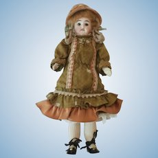 Late 19th Century German Doll..