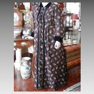 Late 19Th Century Morning Dress...