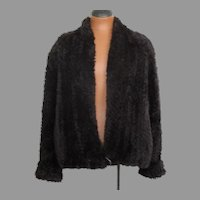 Vintage Paula Lishman Beaver Fur Jacket..