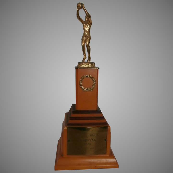 1950's Woman's Basketball Trophy