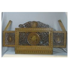 Italian Grand Tour Mosaic Music Stand Early 19th Century......