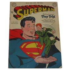 Superman #58...June,1949...