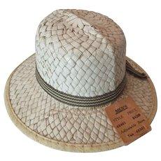 Salesman's Sample Straw Hat...