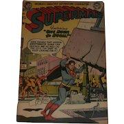 Superman #89...May,1954...Showcase 80..