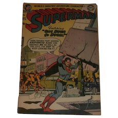 Superman #89...May,1954...Showcase 80..