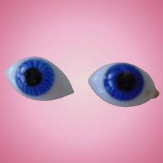 Antique eyes doll