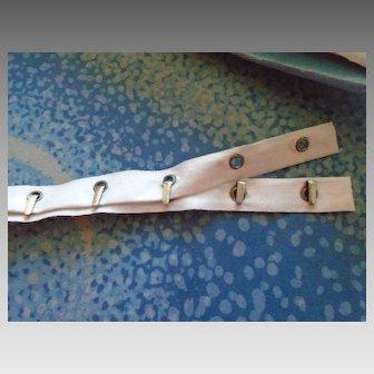 Rare antique ribbon coton