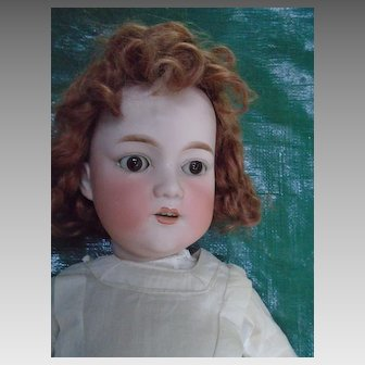 Antique doll germany 23&1/2