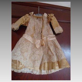 Antique :original dress doll