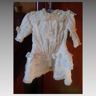 Antique doll dresse